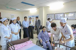 Phó Đại sứ Nhật Bản thăm Công ty CP Đầu tư Thương mại Thịnh Long
