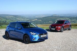 Mazda CX-3 và Mazda2 hatchback có thêm phiên bản đặc biệt