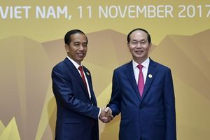 Tổng thống Indonesia Joko Widodo lần đầu tiên thăm chính thức Việt Nam