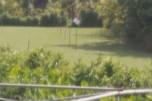 Bơm nước cứu ruộng cỏ, nam thanh niên bị điện giật tử vong