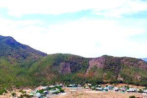 Sở Tài nguyên và Môi trường Ninh Thuận lên tiếng về Khu du lịch nghìn tỷ... bỏ hoang