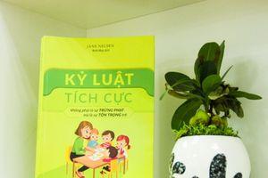 Ra mắt bộ sách cẩm nang giáo dục trẻ em