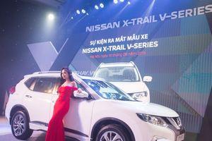 Nisan X-Trail V-Series 2019 ra mắt, giá từ 991 triệu đồng