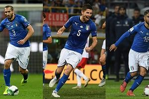 Đội hình dự kiến của Italia trước Bồ Đào Nha ở UEFA Nations League