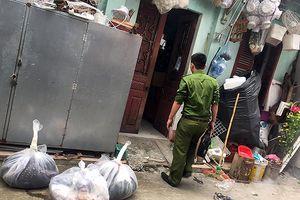 Phát hiện bộ xương người trong ngôi nhà hoang ở Vĩnh Phúc