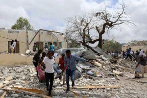 Somalia: Nổ bom xe tại tòa nhà công quyền, nhiều người thương vong