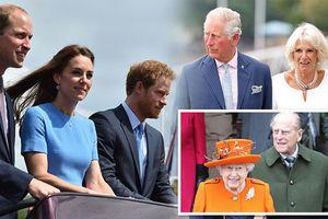 Người đi nước ngoài nhiều nhất trong Hoàng gia Anh là ai?