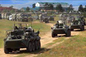 Hàng nghìn chiến đấu cơ xuất kích: Nga bắt đầu tập trận lớn nhất