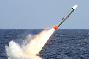Sức mạnh khủng khiếp của tàu ngầm hạt nhân Anh chất đầy Tomahawk trực chỉ Syria