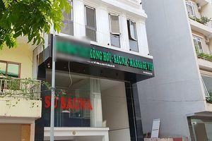 Thông tin chính thức vụ giả danh công an nhận tiền cơ sở massage