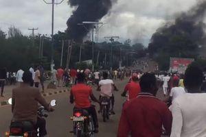 Tò mò đi xem nổ khí gas, 35 người tại Nigeria thiệt mạng
