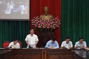 Hà Nội xử lý nhiều sai phạm liên quan đến đất đai tại huyện Ba Vì