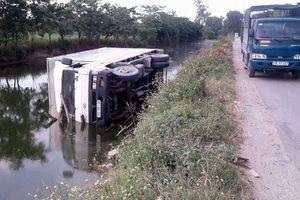 Liên tiếp các vụ tai nạn giao thông trên đường đê Phù Đổng: Ô tô trốn phí BOT gây họa