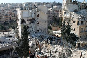 Cuộc chiến Syria: Tâm điểm Idlib