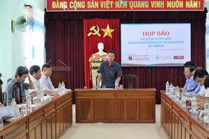 Họp báo giải Việt dã truyền thống báo Quảng Nam năm 2018