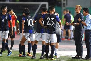 Báo chí nước ngoài khen bóng đá Campuchia có tương lai hứa hẹn