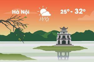 Thời tiết ngày 11/9: Hà Nội, Sài Gòn nắng gián đoạn