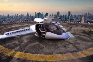 Dịch vụ taxi bay đầu tiên ở Anh ra mắt năm 2022