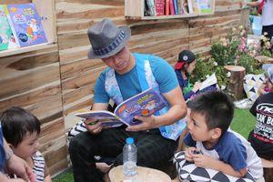 Nghệ sĩ Xuân Bắc: 'Đọc sách tạo ra sự phong phú cho cuộc sống'