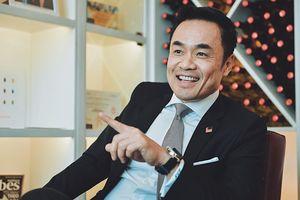Quỹ của Shark Louis Nguyễn bán ra hàng trăm tỷ đồng cổ phiếu