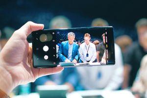 DxOMark: Camera của Galaxy Note9 đứng số 2