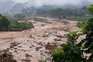 8 tháng, Sơn La có 20 người thiệt mạng do mưa lũ