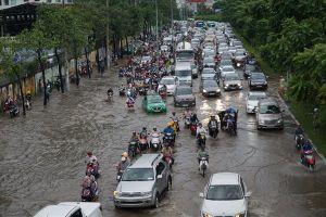 Các giải pháp chống ngập cho đường Nguyễn Hữu Cảnh khi 'siêu máy bơm' dừng hoạt động