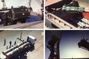 Nga cấp tốc bơm S-300PMU-2 sang Trung Đông