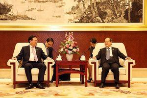 Phó Thủ tướng đề nghị tỉnh Quảng Tây tăng giờ làm việc tại cửa khẩu