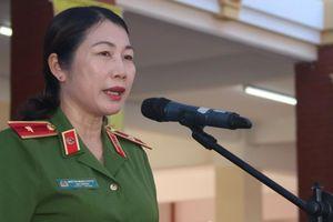 Nữ Thiếu tướng Công an được bổ nhiệm làm Phó Cục trưởng là ai?