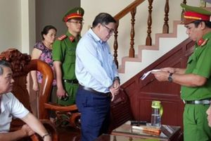 Bắt giam nguyên Chủ tịch UBND huyện Đông Hòa, Phú Yên