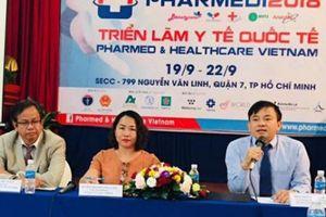 Triển lãm y tế quốc tế Việt Nam lần thứ 13 sắp diễn ra