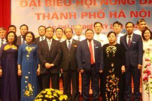 Đại hội Hội ND TP.Hà Nội: Hội làm nòng cốt xây dựng nông thôn mới
