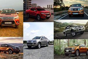 Bán tải sắp tăng giá trăm triệu, tan mộng mua xe giá rẻ