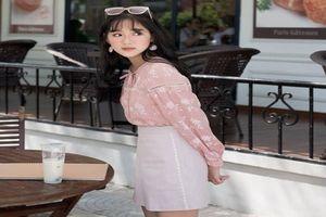 9X Hà thành nổi bật làng người mẫu lookbook nhờ gương mặt không góc chết