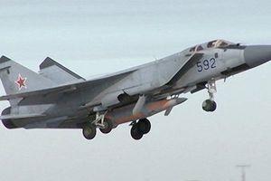 Mỹ giới thiệu máy bay đánh chặn các loại tên lửa siêu thanh