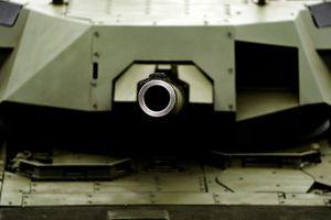 Xe tăng T-14 'Armata' của Nga được trang bị 'Siêu đạn pháo'