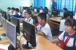 Đồng Tháp nâng cao chất lượng giảng dạy môn Tin học ở cấp Tiểu học