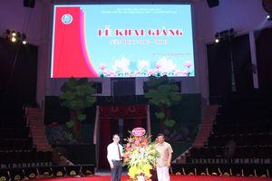 Trường TC Nghệ thuật Xiếc và Tạp kỹ Việt Nam khai giảng năm học mới