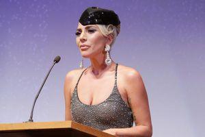Lady Gaga bật khóc tại buổi công chiếu 'A Star Is Born'
