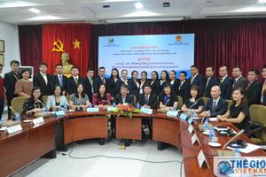 Khai giảng Khóa Bồi dưỡng Kiến thức, Kỹ năng đối ngoại cho cán bộ ngoại giao Lào