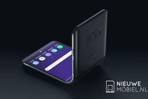 Cú lừa ngoạn mục: Điện thoại gập đôi Galaxy X chưa thể ra mắt