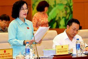 Ủy ban Thường vụ Quốc hội đề nghị dừng xây dựng Luật Hành chính công