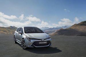Toyota Corolla Altis thế hệ mới lộ diện, ra mắt vào năm sau