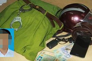 Giả danh Cảnh sát hình sự đi kiểm tra cơ sở massage để cưỡng đoạt tài sản