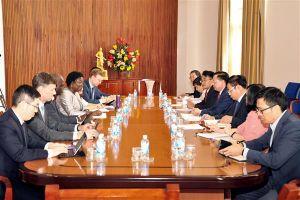 WB tiếp tục hỗ trợ nguồn lực tài chính cho Việt Nam để đầu tư phát triển cơ sở hạ tầng