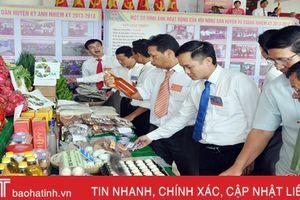 'Mãn nhãn' với đặc sản của nông dân Hà Tĩnh