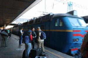Bộ trưởng Ukraine muốn cắt tuyến đường sắt tới Nga