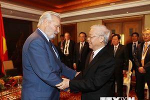Tổng Bí thư: Việt Nam-Hungary mãi mãi là bạn, là đồng chí của nhau