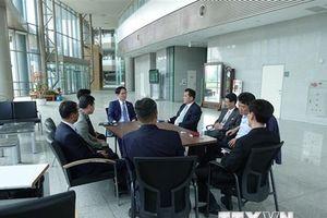 Hàn-Triều sẽ khai trương văn phòng liên lạc chung vào ngày 14/9